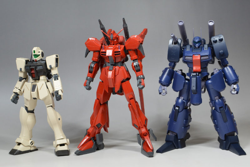 RE/100 ガンダムMk-III 8号機 レ...